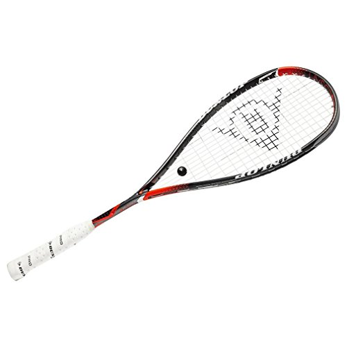 Dunlop Hype rfibre + Revelation Pro Racchetta da Squash