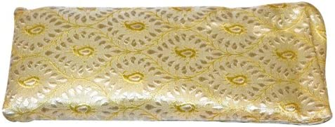 Yoga Direct Candle Light Silk Lavender Scented Eye Pillow 4 Inch Wide x 9 Inch Long product image
