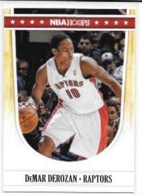 DeMar Derozan 2011 12 NBA Hoops Toronto Raptors Card 228 product image
