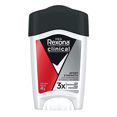 desodorante clinical gillette fabricante Rexona