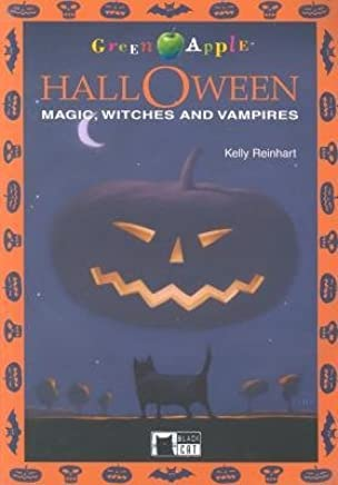 [(Green Apple: Halloween... Magic, Witches and Vampires + Audio CD)] [Author: Kelly Reinhart] published on (May, 2012)