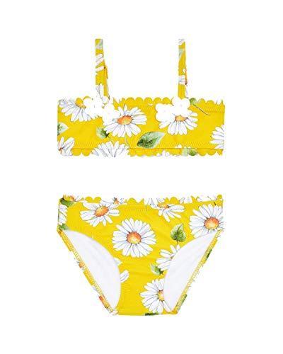 Mayoral - Bikini con flores para niña