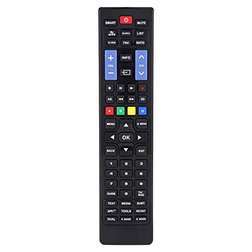 Venton Universalfernbedinung Samsung & LG I Ersatz-Fernbedinung für Samsung & LG Fernseher mit Smart TV Funktion - kompatibel mit allen TV Modellen ab 2000 I TV-Fernbedienungen I Smart Remote TV