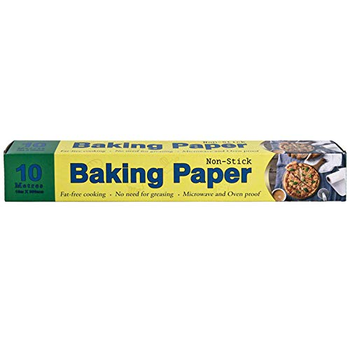 Parchment Paper Roll for Baking Wrapping Paper for Food Air Fryer Unbleached Wrapping Food Paper Liners Butter Paper Non Stick