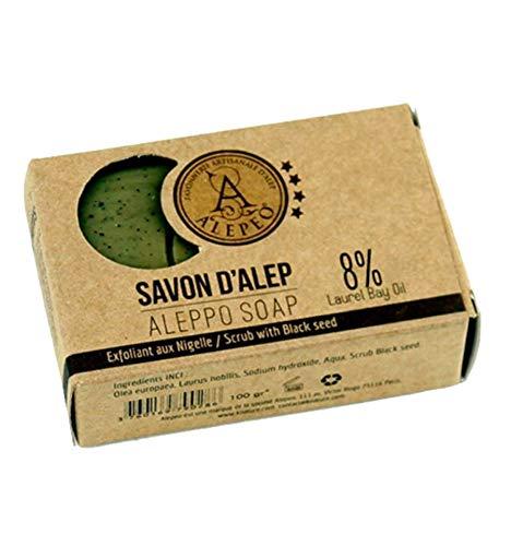 Alepeo Olivenölseife