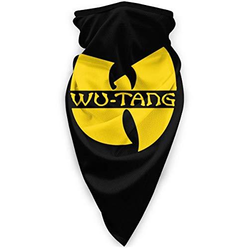 Everything Will Be OK Wu Tang Clan Gesicht Bandanas Hals Gamasche für Staub Schal Bandana Windproof Warmer für Staub