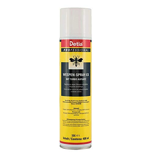 Detia - Wespen-Spray-Ex - 400 ml