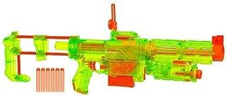 Nerf N-Strike Recon CS-6 Sonic Series Blaster Translucent Green