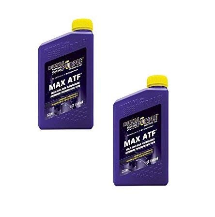 Royal Purple Max ATF Performance Synthetic Automatic Transmission Fluid, Pack of 2