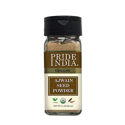Pride Of India- Organic Ajwain Powd…