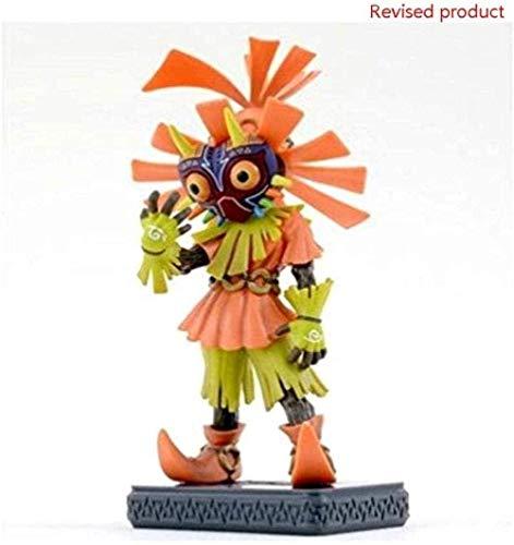 QingShunBeiJing Anime Figur Die Legende von Zelda Actionfigur Zelda Majoras Maske Limited Edition 6,2 Zoll