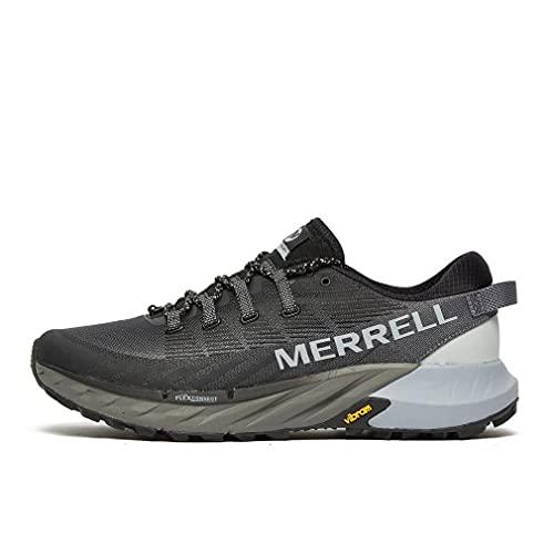 Merrell Agility Peak 4, Zapatillas de Running Hombre, Black, 43 EU