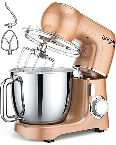 Küchenmaschine 1300W 5 Liter, 10+Puls...