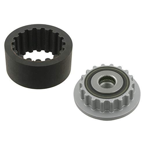 febi bilstein 30816 Generatorfreilauf mit Kupplung, für Generator und Klimakompressor , 1 Stück