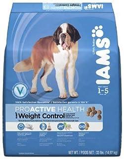 Iams 70069 30.2 lbs. Large Breed Weight Control Dry Dog Food