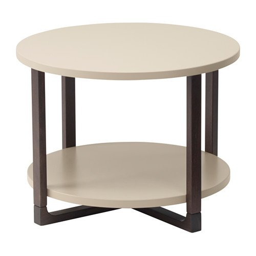 IKEA Side Table, Beige 1826.29238.1814
