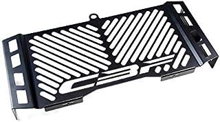 IBEX 10001589 Kühlerabdeckung Wasserkühler Kühlergrill Kühlerschutz Kühlergitter Kühlerschutzgitter Kühlerverkleidung Design Logo schwarz