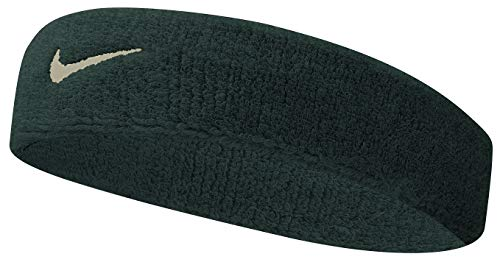 Nike Swoosh Headband sequoia/washed coral - 2