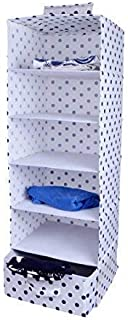 JMD Creation Hanging Cloth Organizer,Storage Wardrobe for Men, Women,Baby,Kids, Garment(Only Hang Not for Stand)