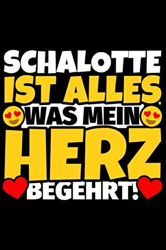 Notizbuch liniert: Schalotte Geschenke für Schalotte-Liebhaber lustig