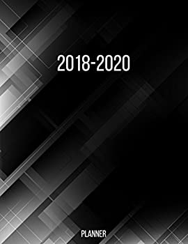2018 - 2020 Planner  Planner 3 year monthly planner Monthly Schedule Organizer - Agenda For Next 3Years 36 Months Calendar Appointment Notebook Journal  2018-2020 weekly planner