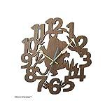 BRUNO ブルーノ ウォールクロック ムーミン シルエット 掛時計 かけ時計 時計 掛け時計 アナログ時計 壁掛け 北欧 おしゃれ お洒落 お祝い かわいい ランキング プレゼント ギフト 贈り物 2760321 BCW038-MY