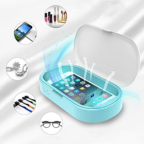 LTJY Esterilizante UV Sanitizador De Teléfono UV