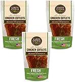 Earth Animal Fresh Breath Treats - 8oz Each (3 Pack)