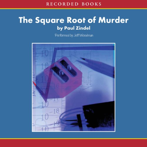 The Square Root of Murder audiobook cover art