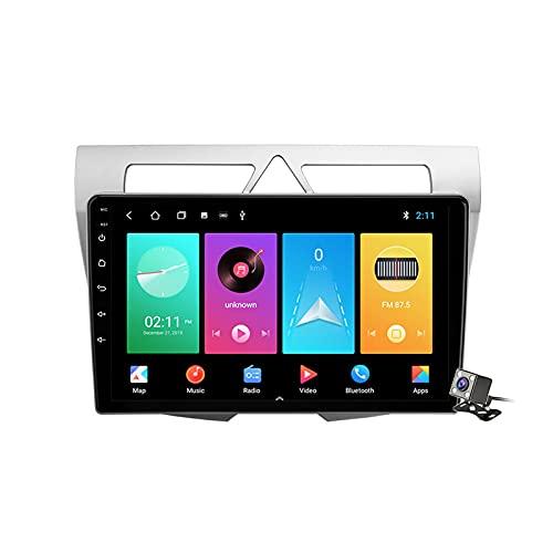 9 Pollici Autoradio 2 DIN Android 11 per Kia Morning picanto 2007-2011 Supporto GPS FM AM RDS/Bluetooth/Carplay Android Auto/Voice Control/Controllo del Volante/Sistema Multimediale,M150s