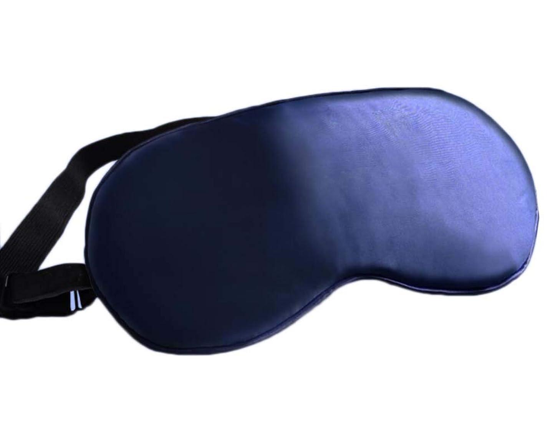柔らかさ登録する交じるシルクスリープアイマスク旅行とシフトワークとナップのための - 06