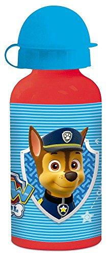Botella cantimplora aluminio 400ml de Paw Patrol La Patrulla Canina (12/48)