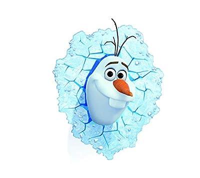 "Disney ""Olaf"" 3D LED Light"