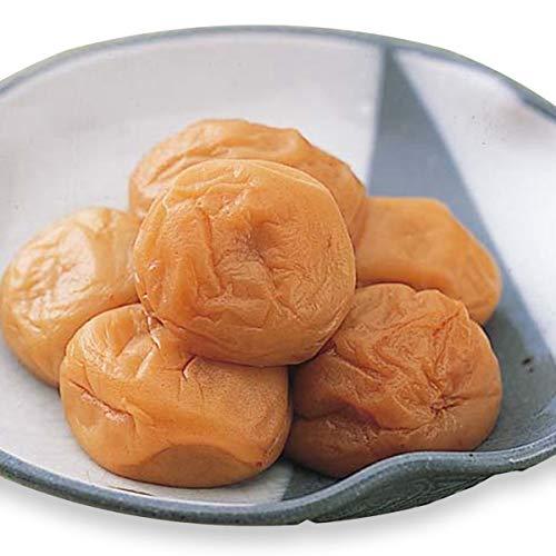 梅色生活 紀州南高梅A級品 味わい紀州(うす塩味) 塩分11% 1.2kg