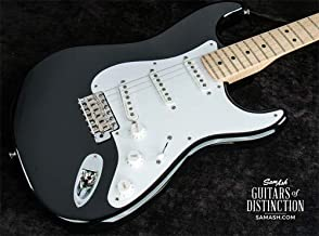 Fender Custom Shop Eric Clapton Signature Stratocaster Electric Guitar Black (SN:CZ539071)