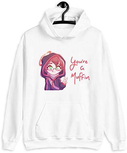 Badboyhalo Hoodie Million Muffins Shirt Muffins Shirt Muffins Merch Badboyhalo Merch Million product image