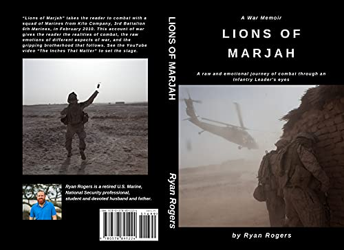 Lions of Marjah: Combat As I Saw It