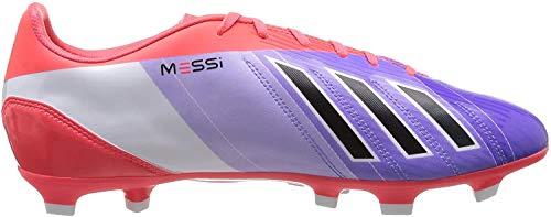 adidas F10 TRX FG Q33868, Herren Fußballschuhe, Rot (Infrared/Running White FTW/Black 1), EU 42 (UK 8)