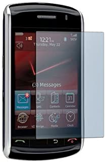 eForCity 3 x LCD Screen Protector Compatible with Blackberry 9500 9530 Storm