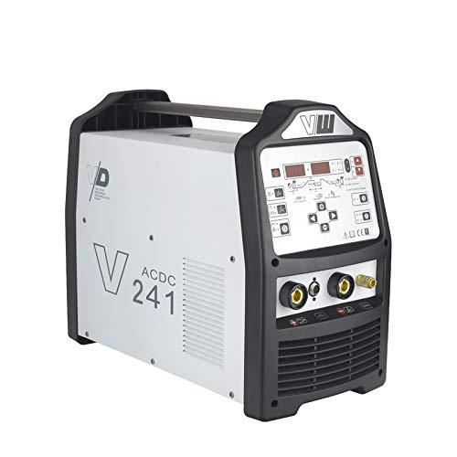 Vector Digital Schweißgerät AC/DC WIG V241 Puls Inverter ALU WIG ARC MMA STICK Elektrode