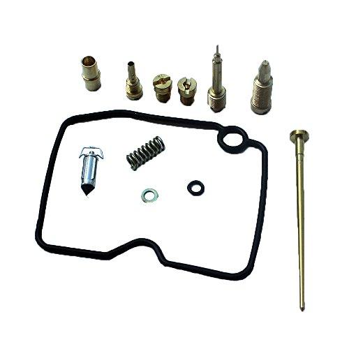 KIPA Carburetor Carb Repair Rebuild kit For Arctic Cat 500 4x4 Auto ATV Quad TRV 4X4 500cc 2003 Carburetor Rebuild kit