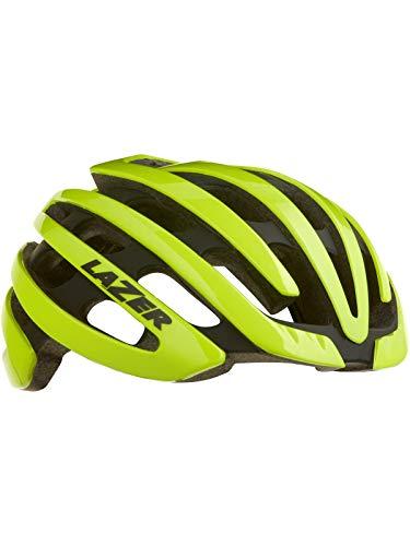 Lazer Flash Yellow Z1 Cycling Helmet