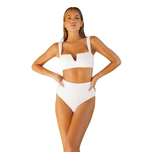 Top Swim Maupiti Top Crinkle Blanco L