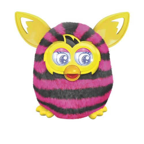 Furby - 016178 - Hasbro - A4337 - Boom - Straight Stripes