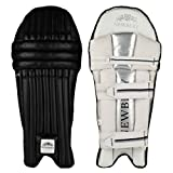 Newbery Cricket Unisex's Phantom Batting Pads, Black, Small Senior