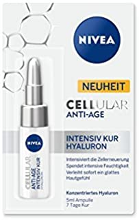 Nivea Cellular Anti-age Intensive Kur Care Hyaluron ampoule 5ml 7days therapy