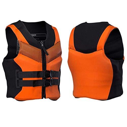 StyleBest Ayuda a la flotabilidad, Chaleco de natación para Adultos Chaleco Salvavidas Chaleco de Pesca Chaleco de Ayuda a la flotabilidad para natación Resistente al Desgaste y Duradero para esquí