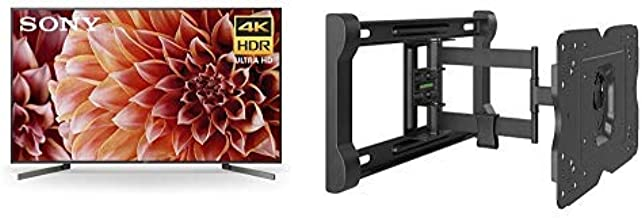 Sony XBR85X900F 85-Inch 4K Ultra HD Smart LED TV with $40 Off TV Wall Mount