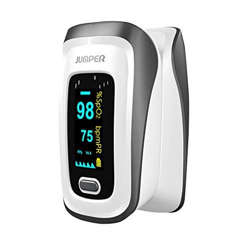 Buy Discount KOBOWEI Finger Blòod oxygén Sαturαtion Monitòr with LED Screen Digital Pluse Rate ...