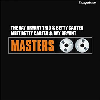 Meet Betty Carter and Ray Bryant Carter